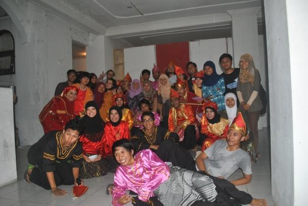 Keluarga Besar Asrama Merapi Singgalang dan Bundo Kanduang