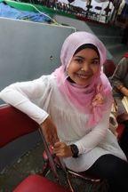 Selfi Mahat Putri Sejarah UGM 2012